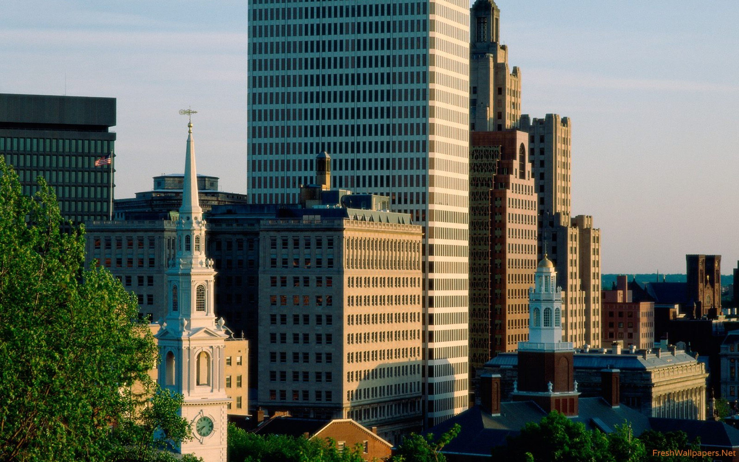 Providence Rhode Island wallpapers Freshwallpapers 2560x1600