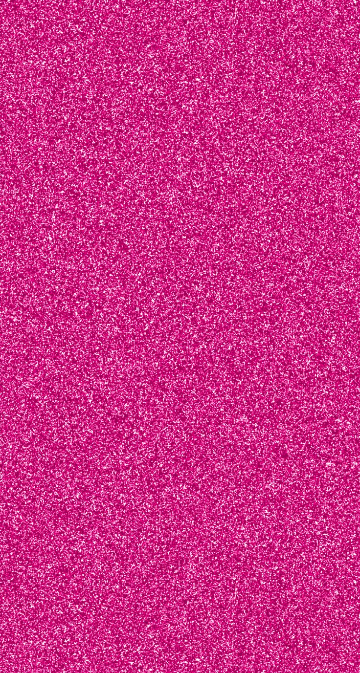 Hot Pink Glitter Sparkle Glow Phone Wallpaper   Background Color 736x1377
