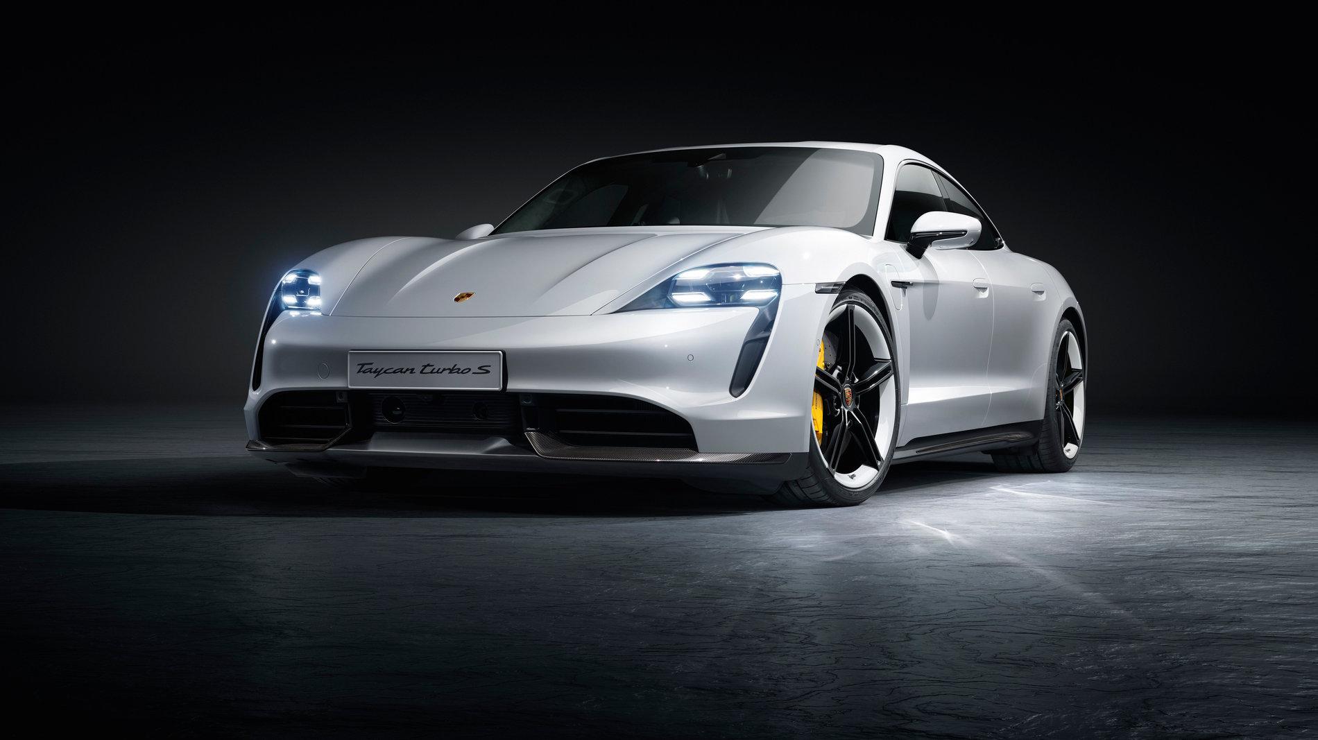 2020 Porsche Taycan Official Specs Info Wallpapers Videos 1900x1067