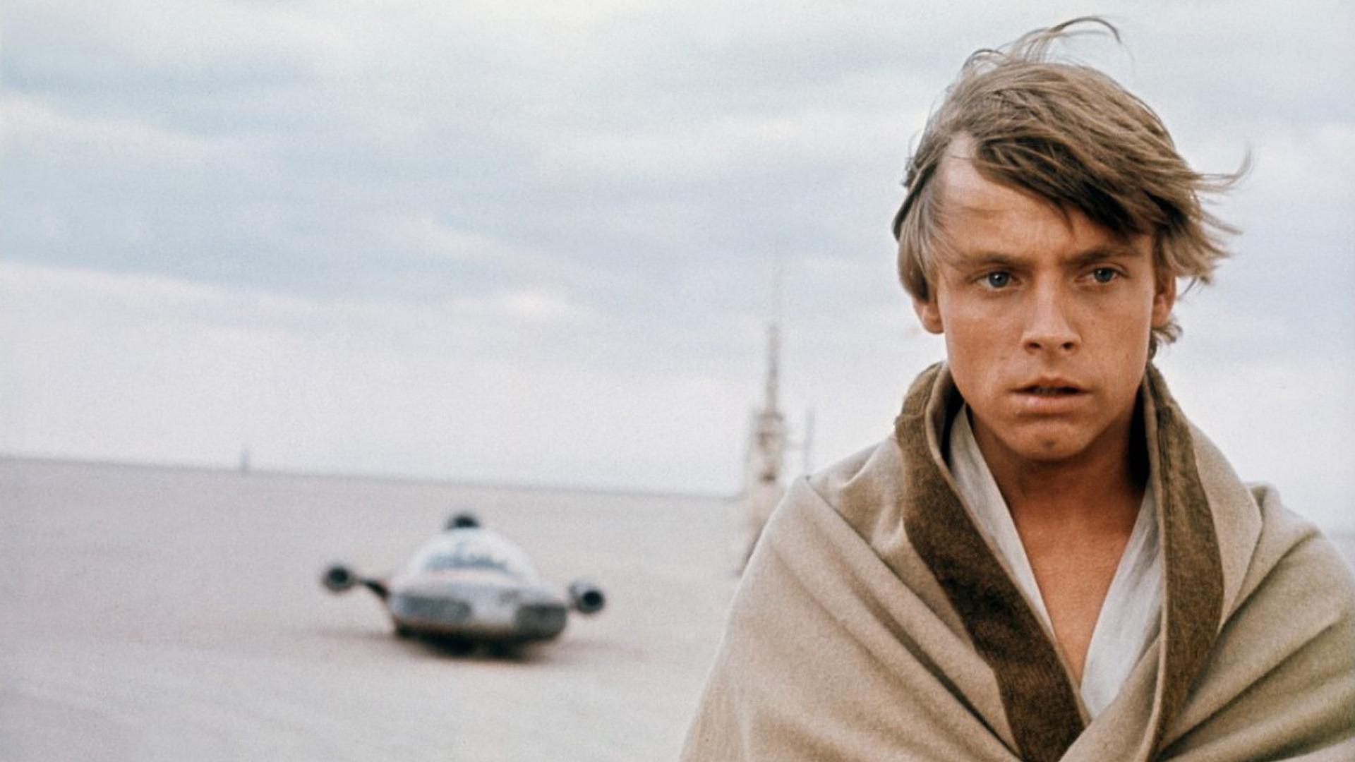 Star Wars Luke Skywalker Mark Hamill wallpaper 1920x1080 1920x1080