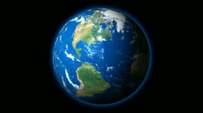 planet earth rotating on black backgroundjpg 680x380