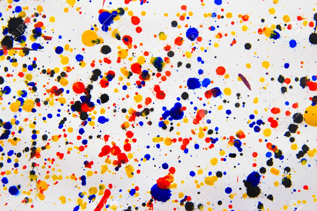 Abstract Art Creative Background Hand Painted Background Pollock 1300x866