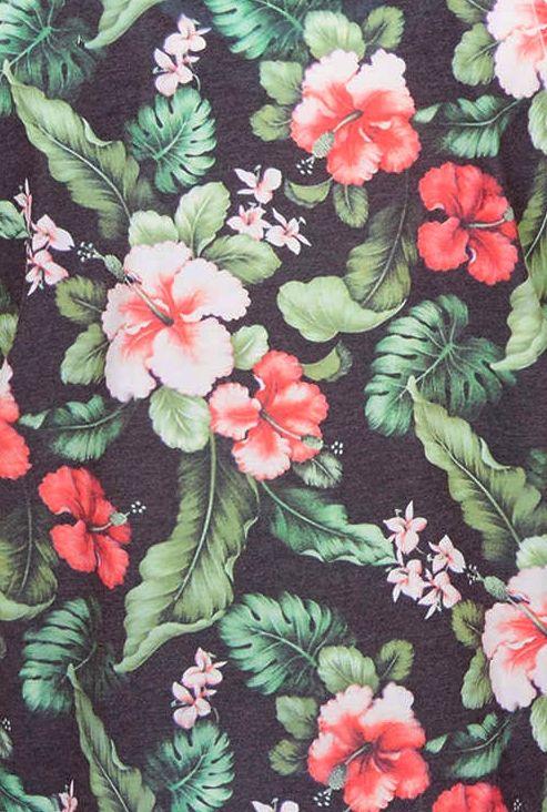 Hibiscus Tropical Prints Pinterest 493x732