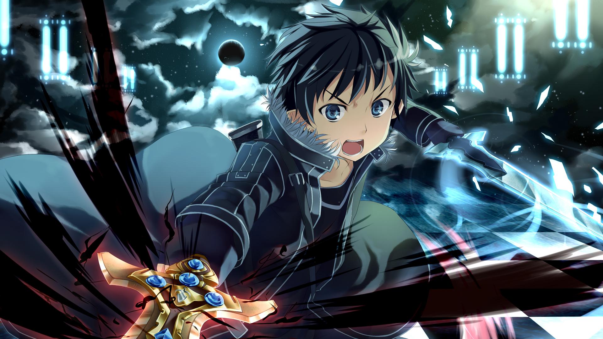 Sword Art Online SAO Anime wallpaper 1920x1080 53145 WallpaperUP 1920x1080