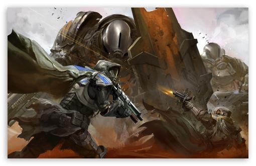 Destiny Ghost Wallpaper - WallpaperSafari Ps4 Vs Ps3 Graphics Ghosts