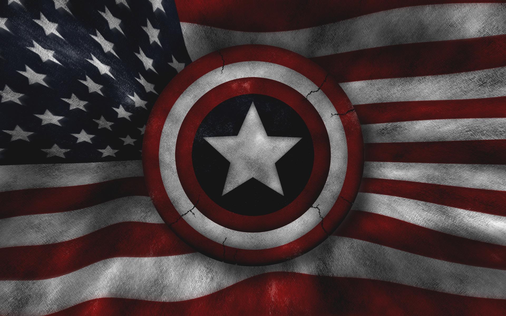 Captain America shield Wallpaper 6638 1920x1200