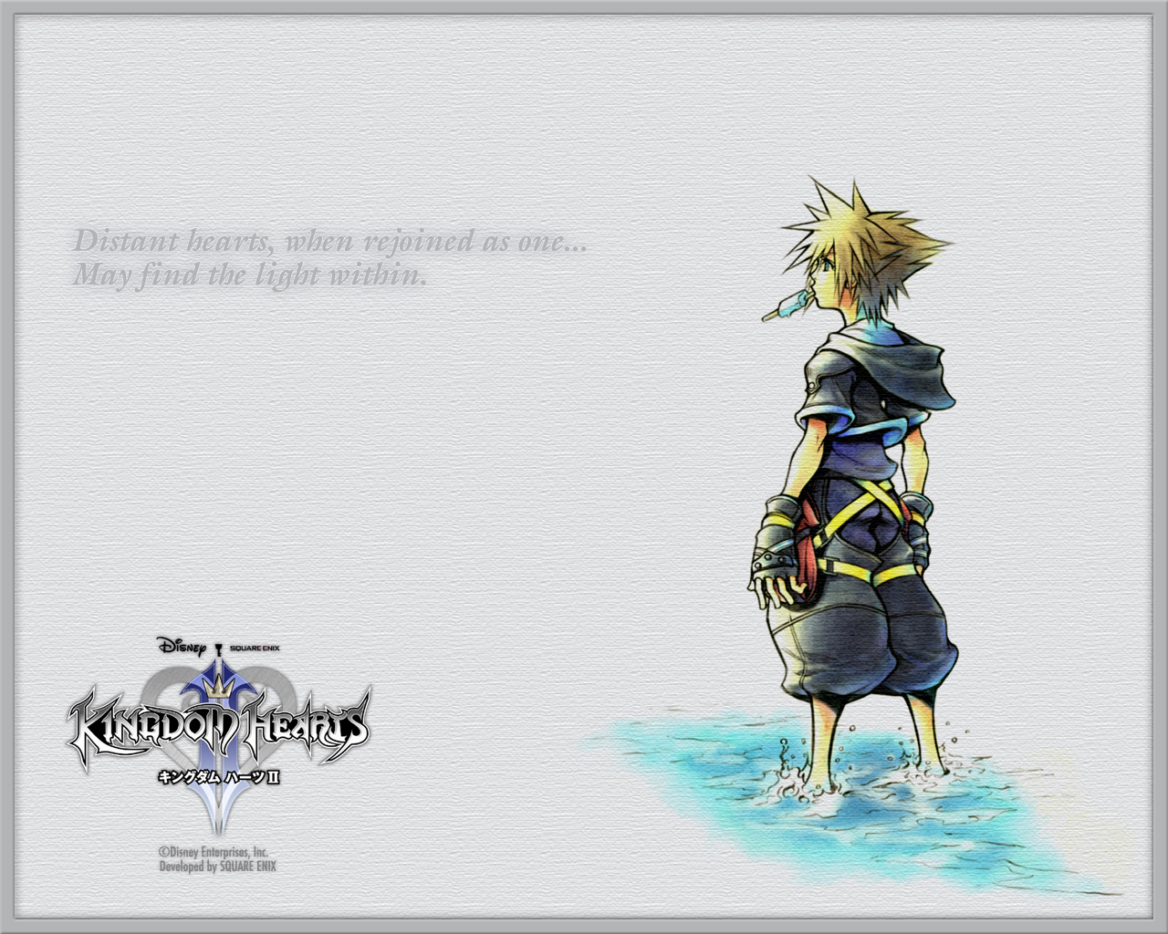 kingdom hearts 358 2 days kingdom hearts coded kingdom hearts birth by 1280x1024