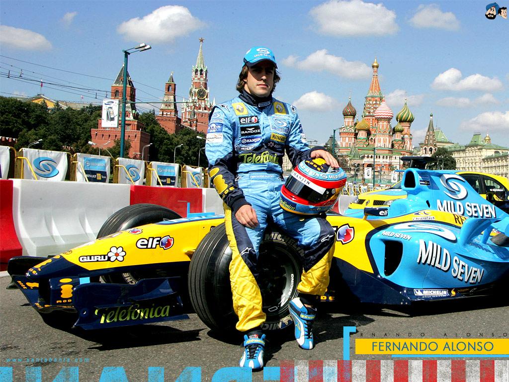 Fernando Alonso Wallpaper 2 1024x768