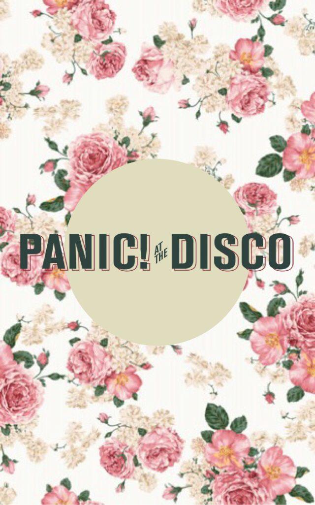 Panic At The Disco Wallpaper PATD Pinterest 640x1026