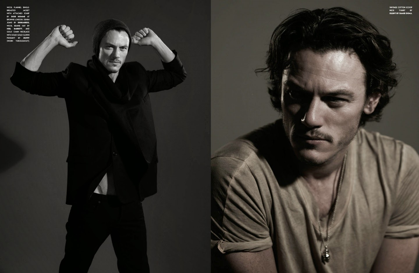 Thursday Oh Yeah Luke Evans 10 anecdotes divines 1440x938