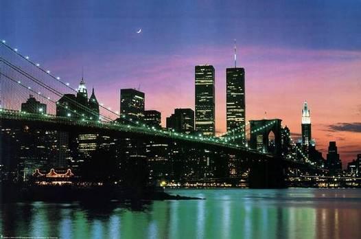 NYC at Night 526x348