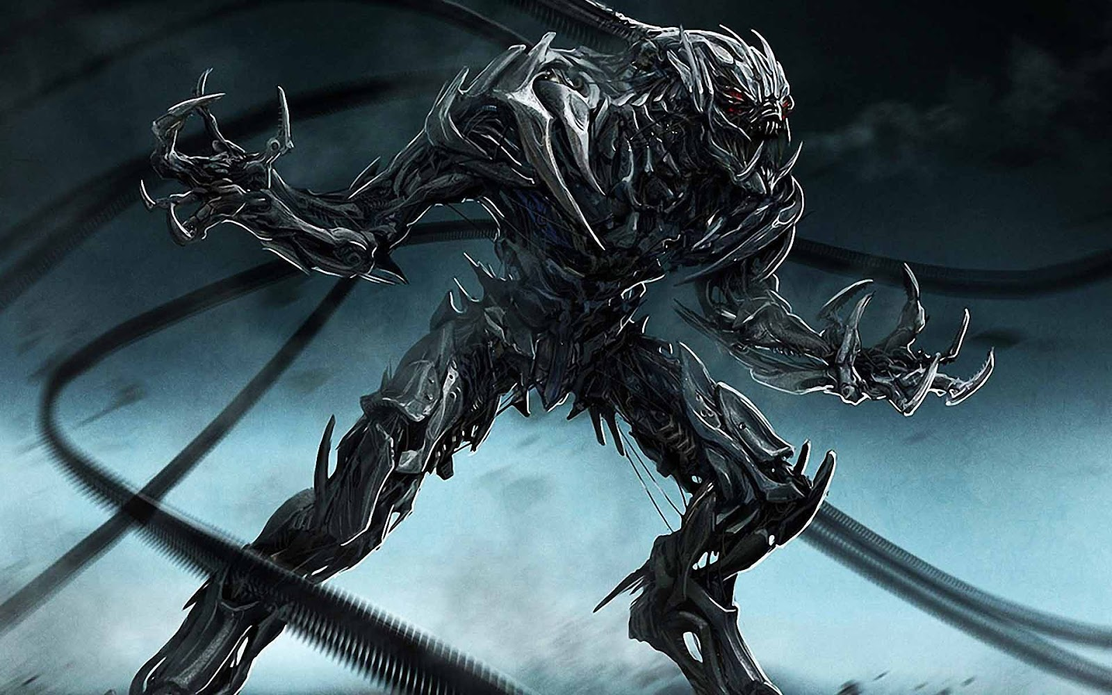 HD Wallpapers 3D Monster Wallpapers 1600x1000