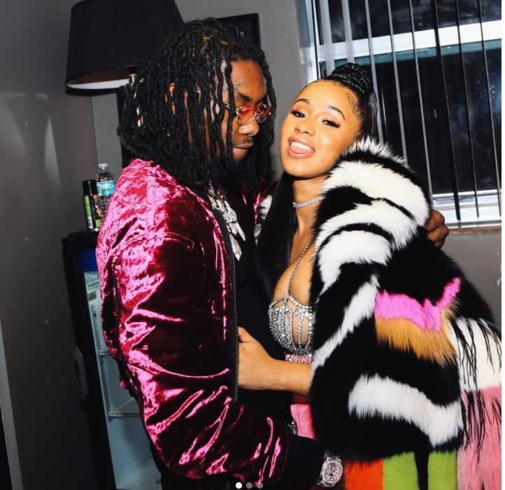 Cardi B breaks up with Offset then has a change of heart 722x700