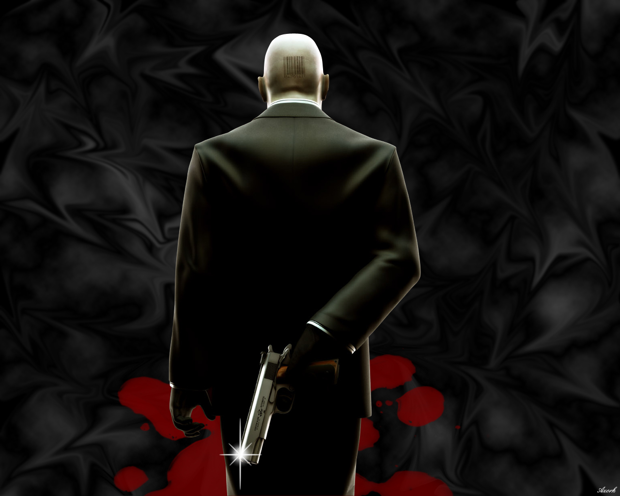 hitman wallpaper 2 you are viewing the hitman wallpaper named hitman 2 1280x1024