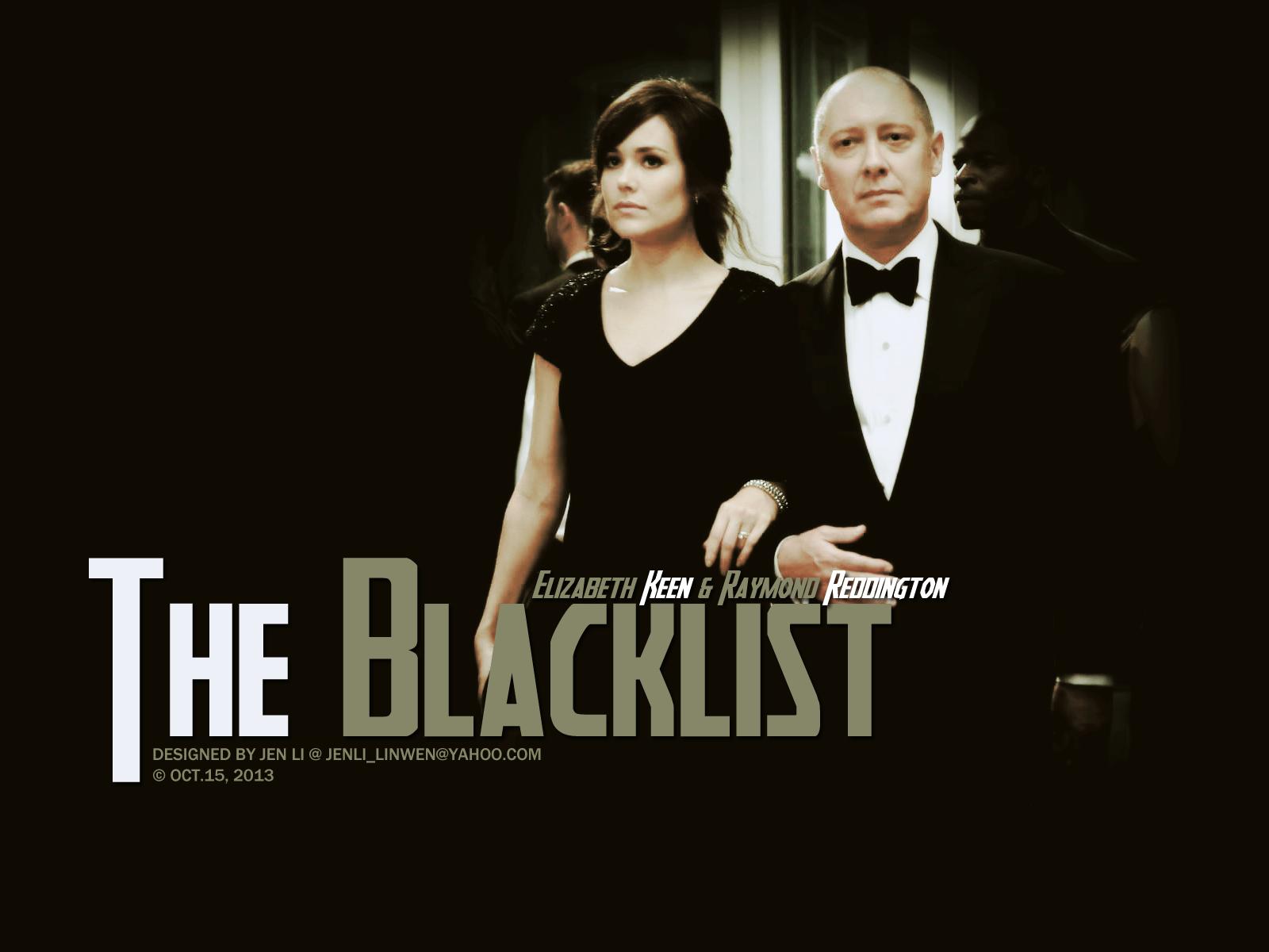 TV Show   The Blacklist Wallpaper 1600x1200
