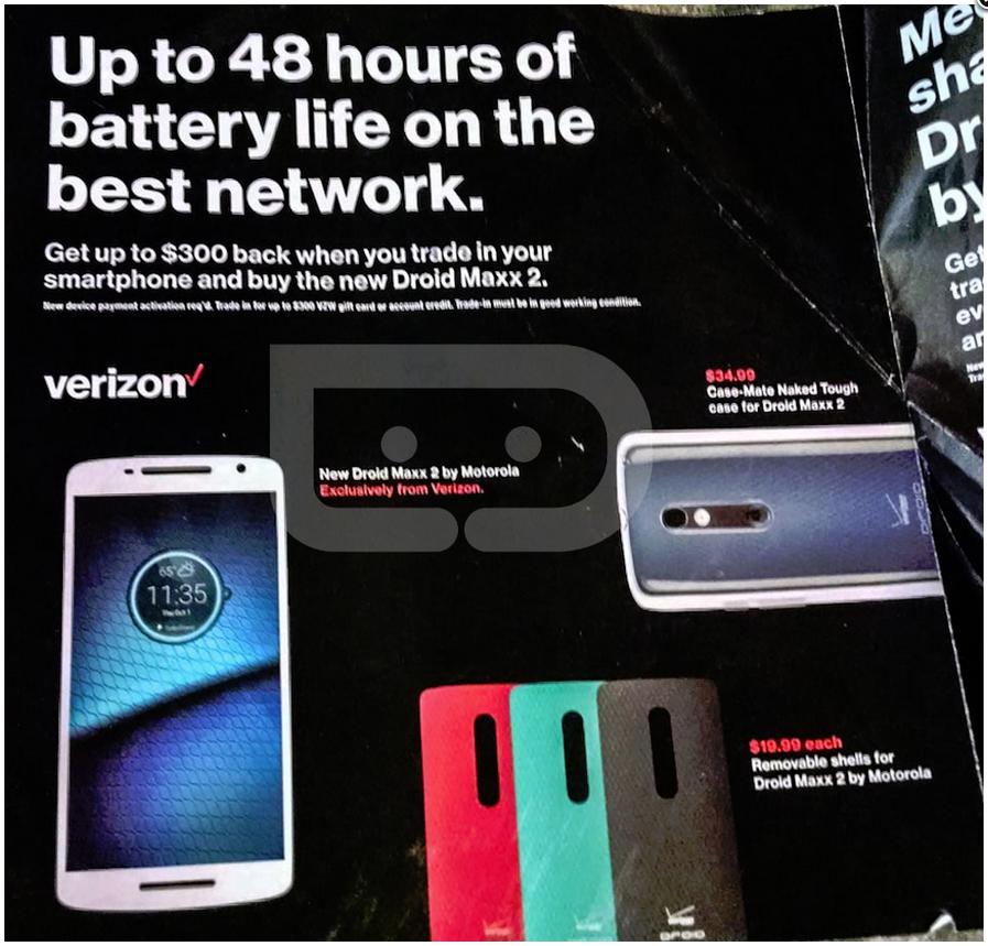 shows off the Motorola DROID Turbo 2 and the Motorola DROID MAXX 2 897x859