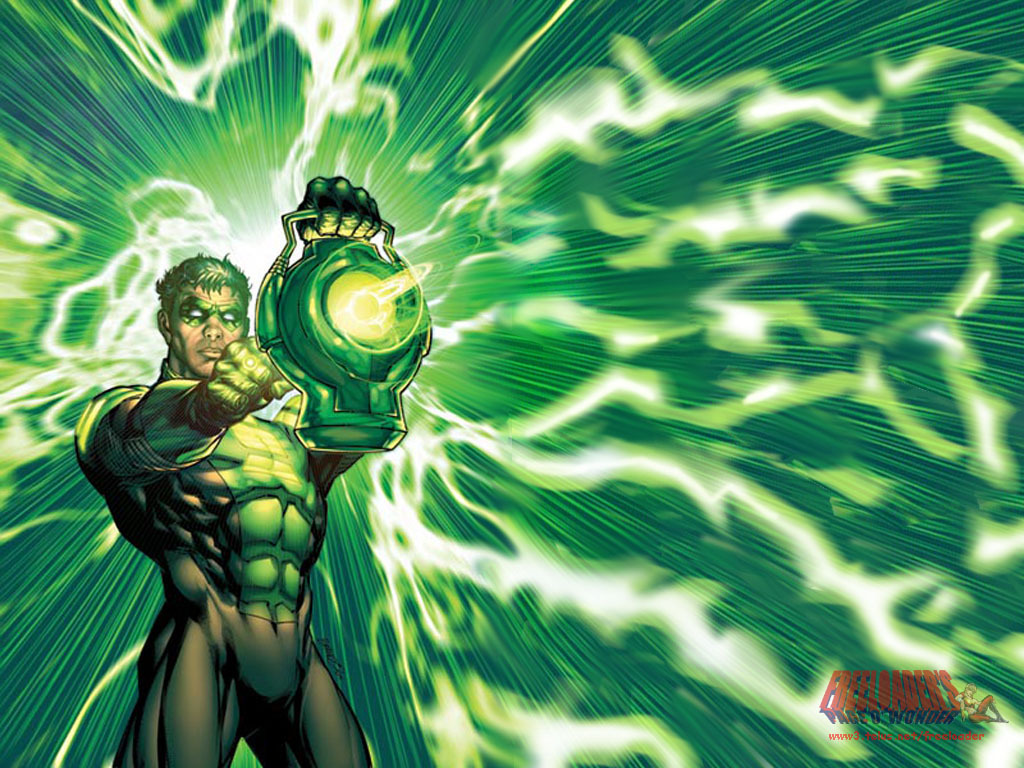 Green Lantern Comic Wallpaper: Green Lantern Corps Wallpaper