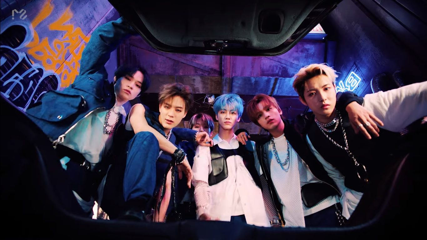 Ridin Becomes NCT Dreams First Song Topping the Melon Chart 1366x768