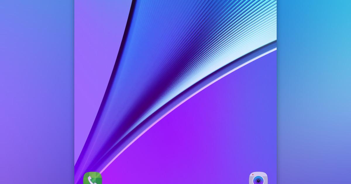 Galaxy S7 Home Screens Wallpaper - WallpaperSafari