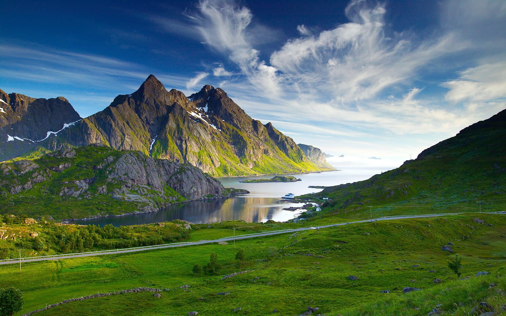 Nordic Landscapes Wallpapers HD Wallpapers 1920x1200