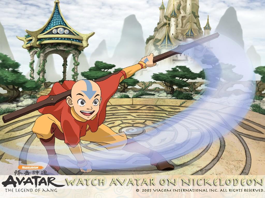 Avatar The Last Airbender Wallpapers loopelecom 1024x768