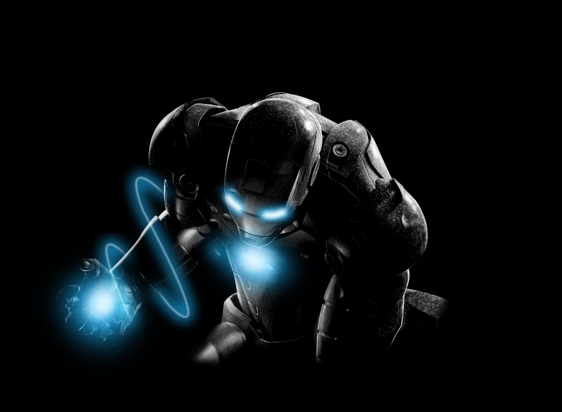 Mysterious Iron Man 1920x1408 wallpaper1920X1408 wallpaper screensaver 1920x1408