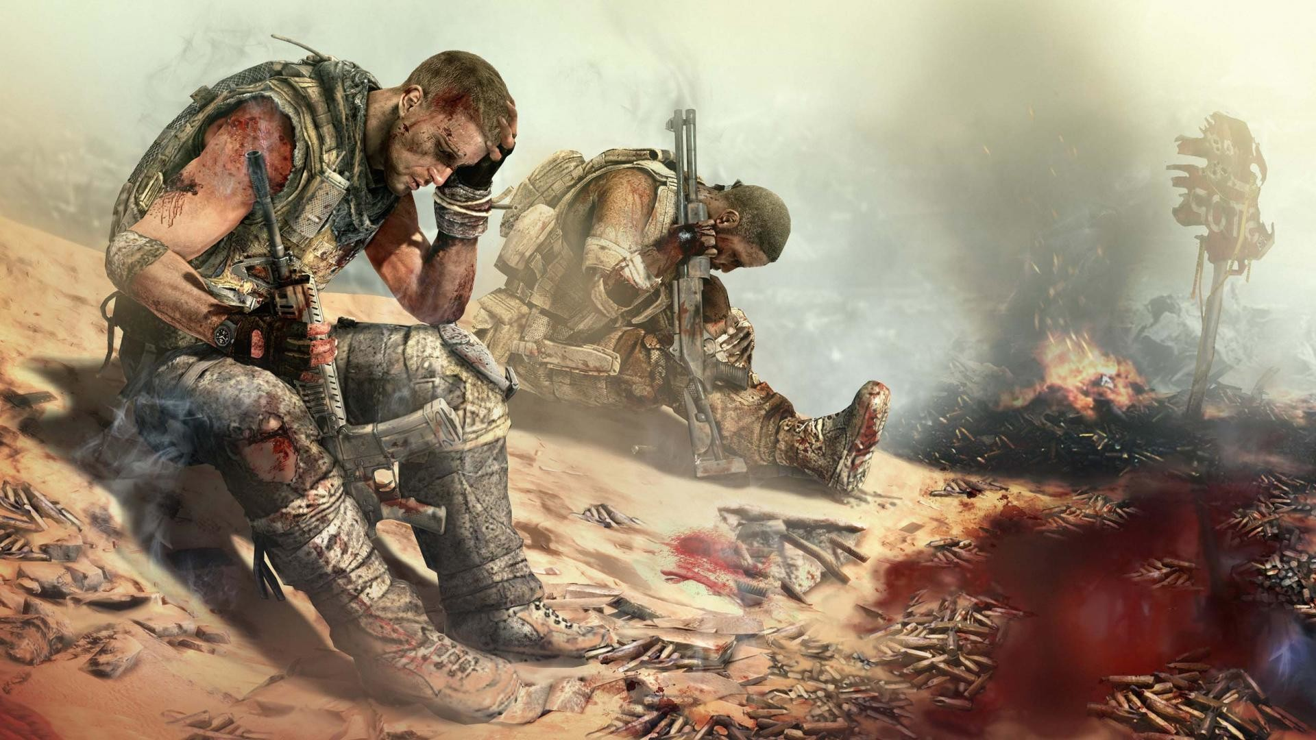 Spec Ops the Line Wallpaper 83 images 1920x1080
