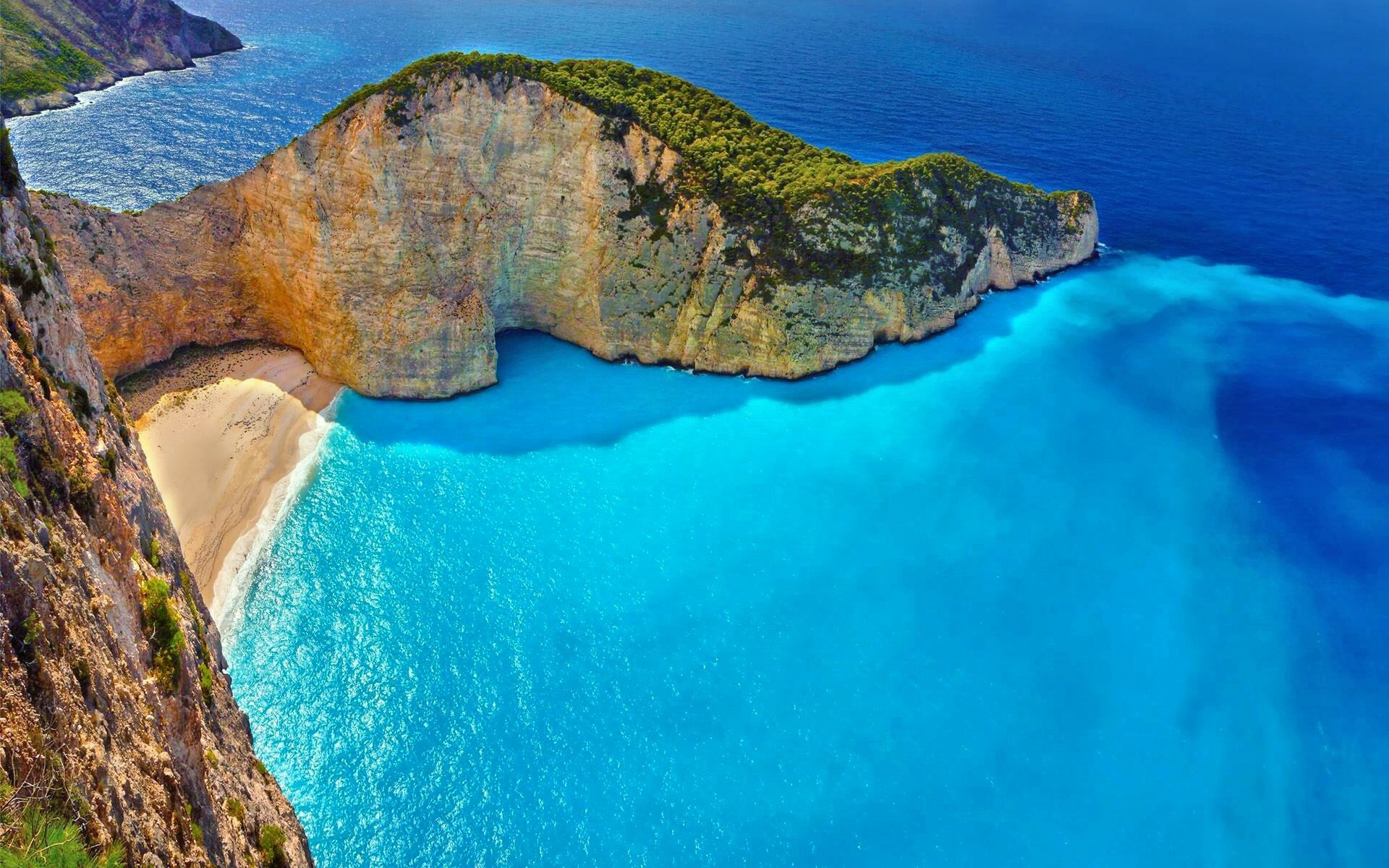 172 Greece HD Wallpapers Background Images 1920x1200