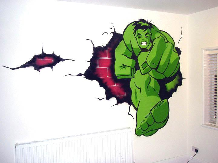 Graffiti Wallpaper for Bedrooms - WallpaperSafari