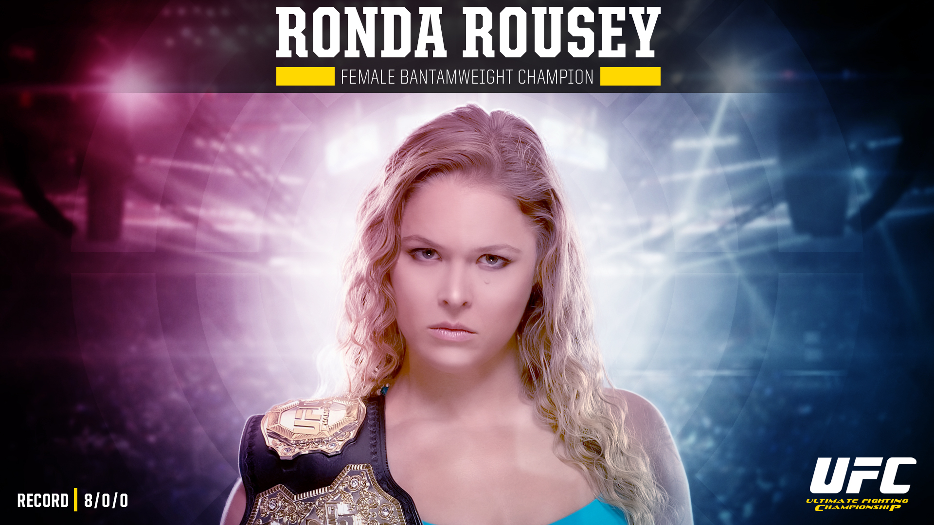 Ronda Rousey Wallpapers Download Desktop Wallpaper Images 1920x1080