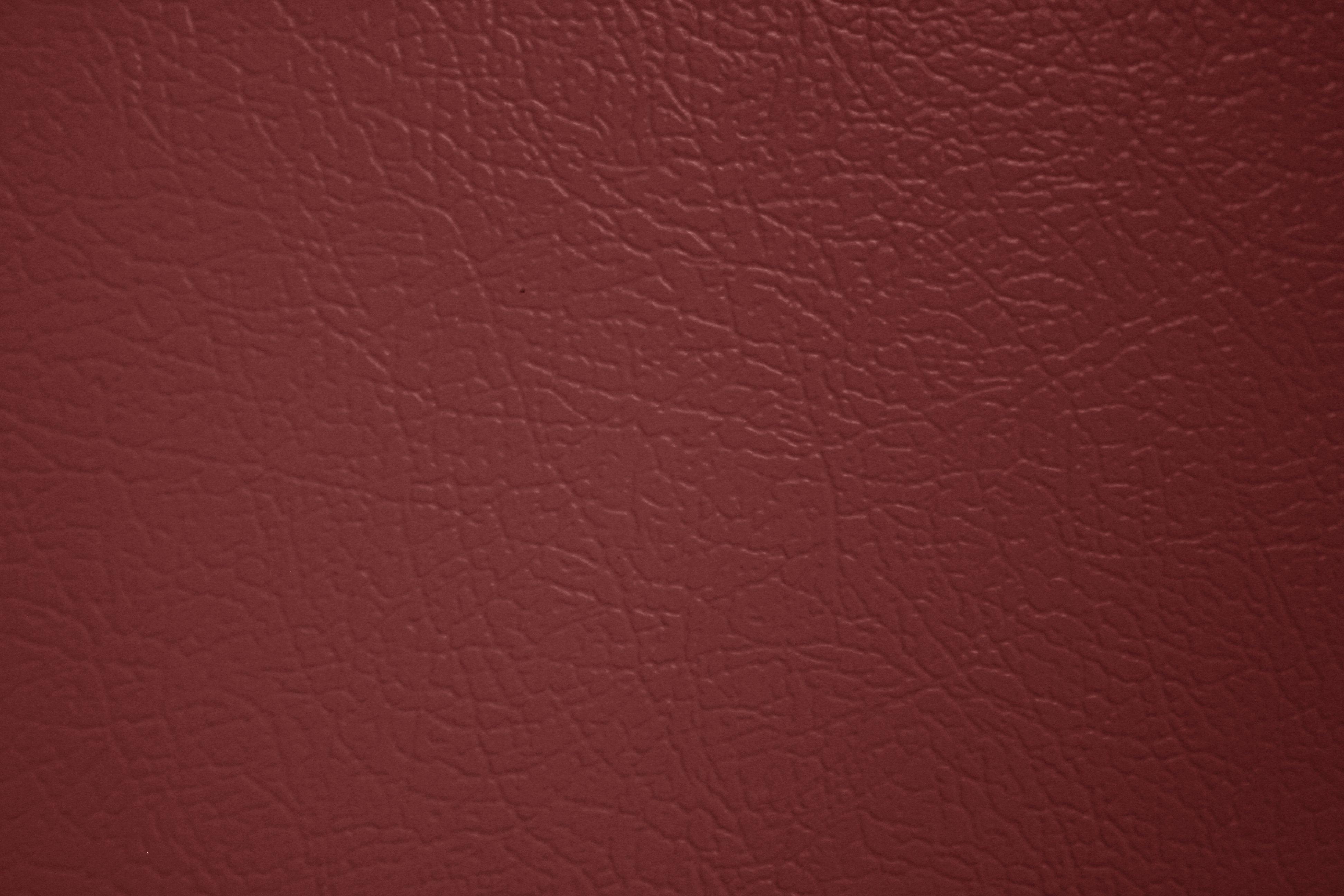 wwwphotos public domaincom20120225maroon faux leather texture 3888x2592