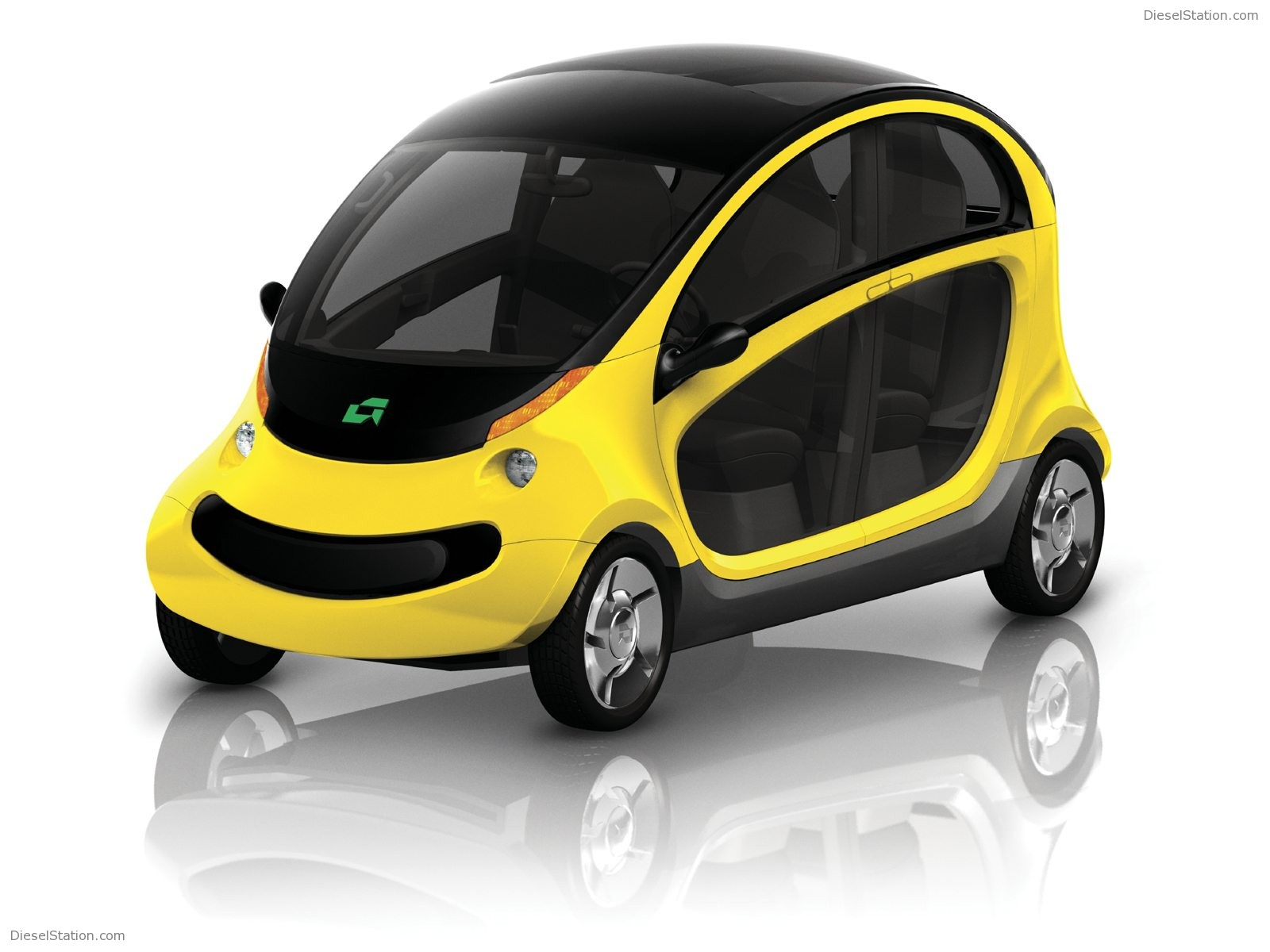 GEM introduces Peapod Electric Vehicle Exotic Car Wallpaper 03 of 1600x1200