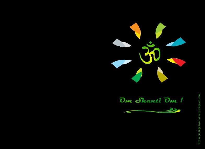 HINDU GOD WALLPAPERS Om Shanti Om Wallpapers 785x569