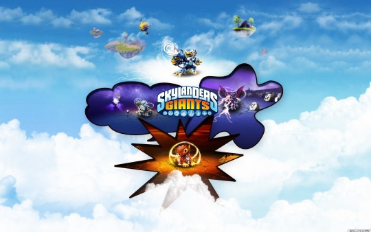 Skylander Giants Wallpaper WallpaperMe Hintergrundbilder 540x338