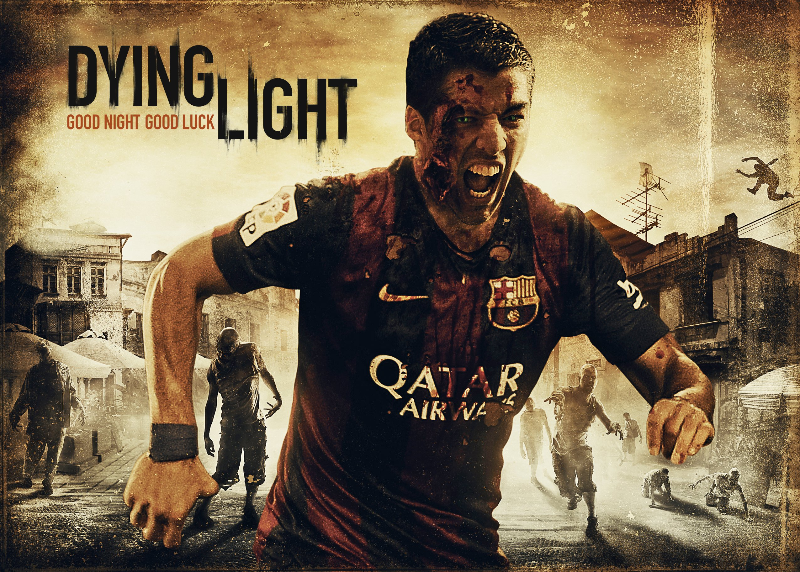 DYING LIGHT horror survival zombie apocalyptic dark action 1dlight rpg 2551x1825