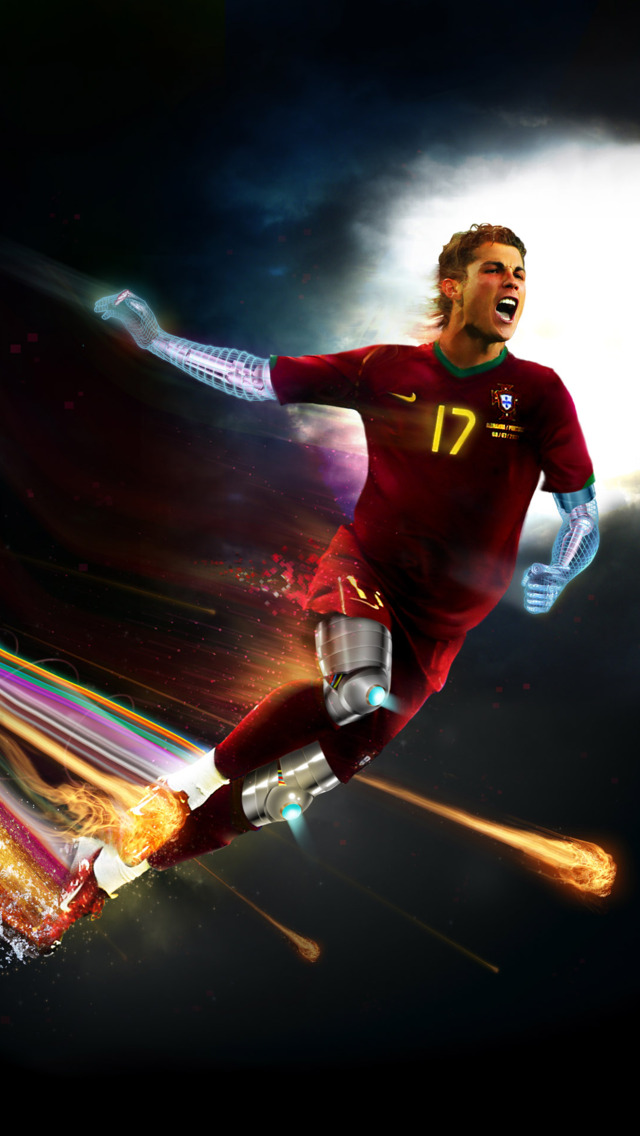 46 Cristiano Ronaldo Wallpaper For Iphone On Wallpapersafari