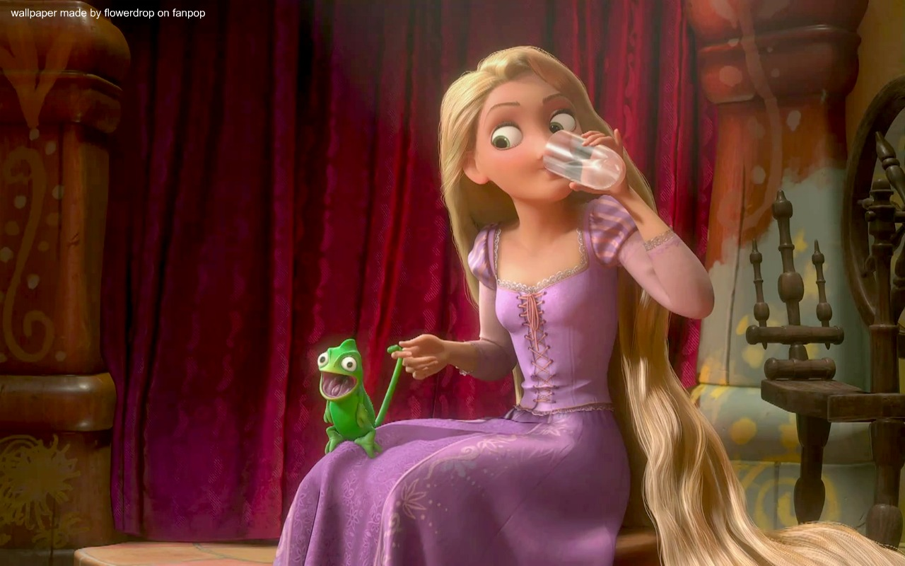 Rapunzel Wallpaper   Disney Princess Wallpaper 28959709 1280x800