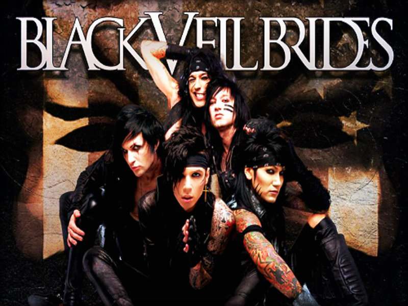 BVB   Black Veil Brides Wallpaper 32522642 800x600
