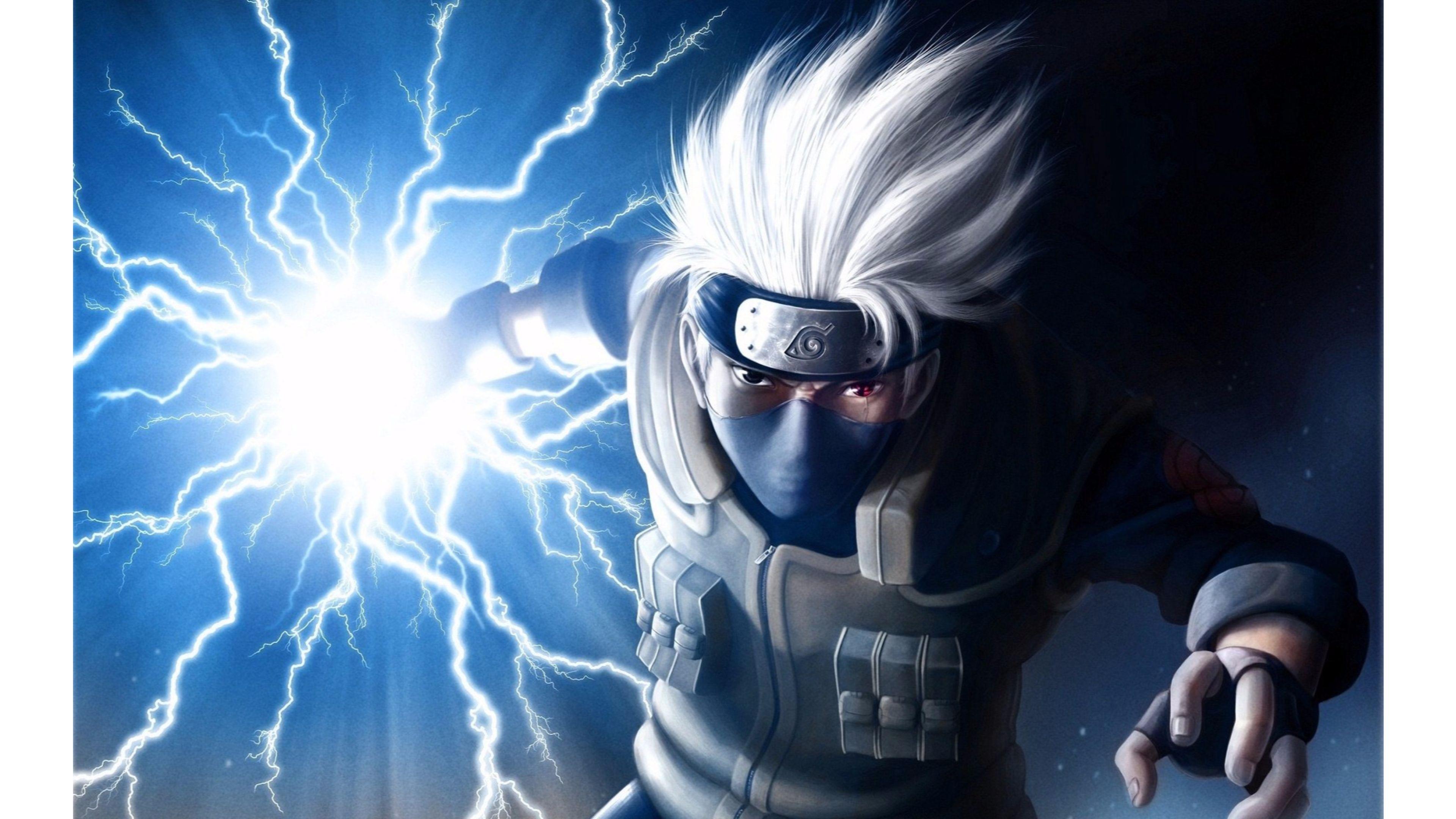 Lightning 2016 4K Anime Wallpaper 4K Wallpaper 3840x2160