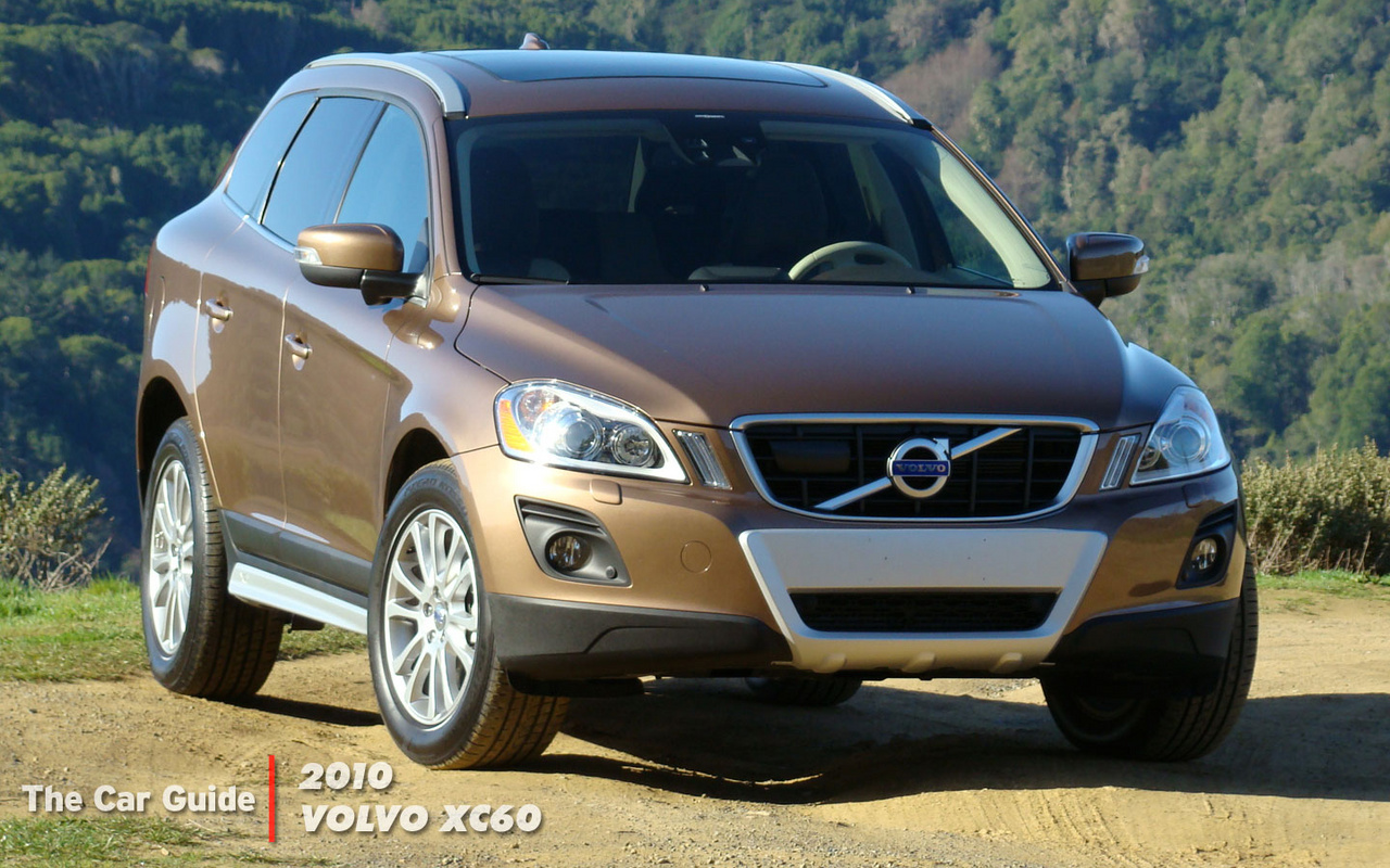 Wallpapers   2010 Volvo XC60   The Car Guide 1280x800