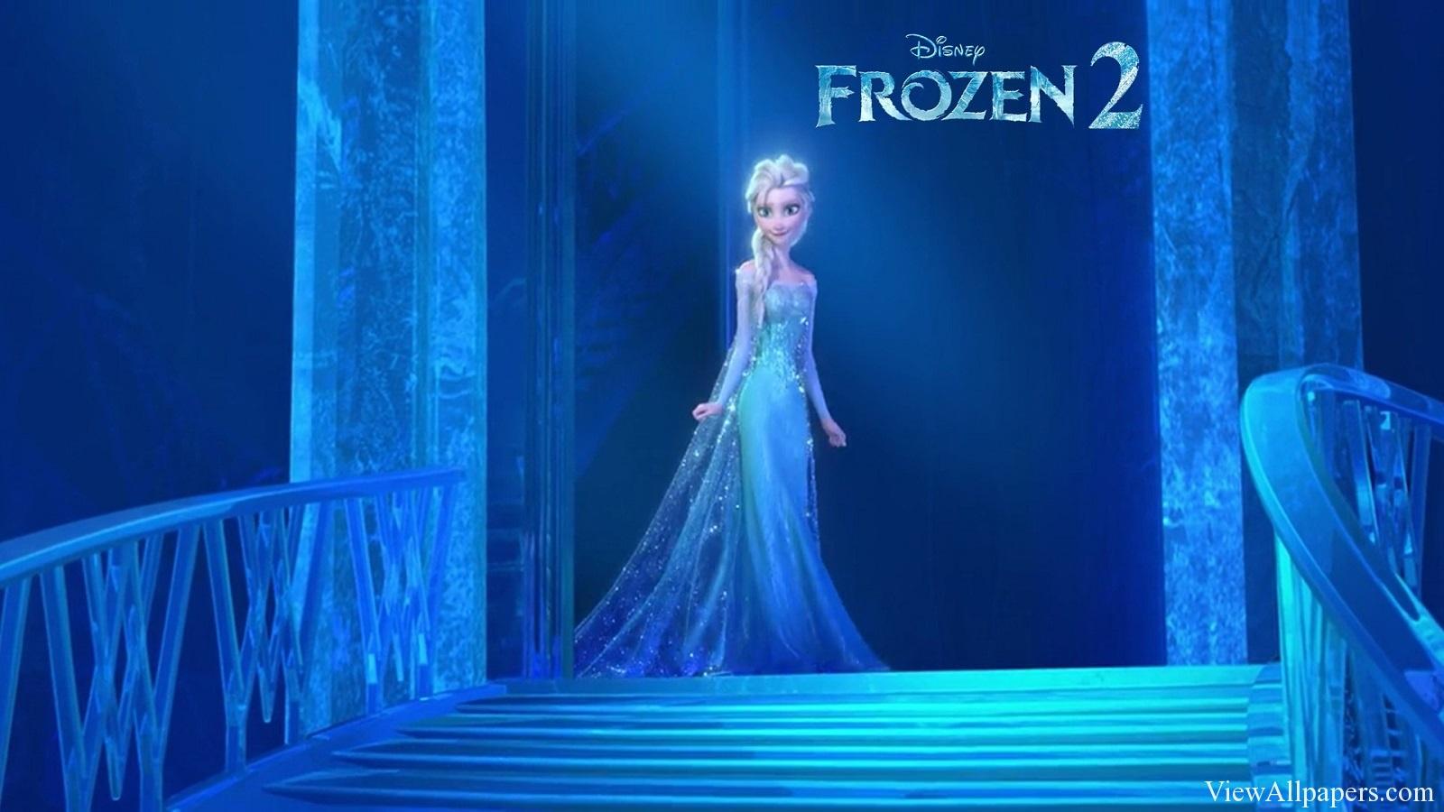 Frozen 2 Movie High Resolution Wallpaper download Disney Frozen 1600x900