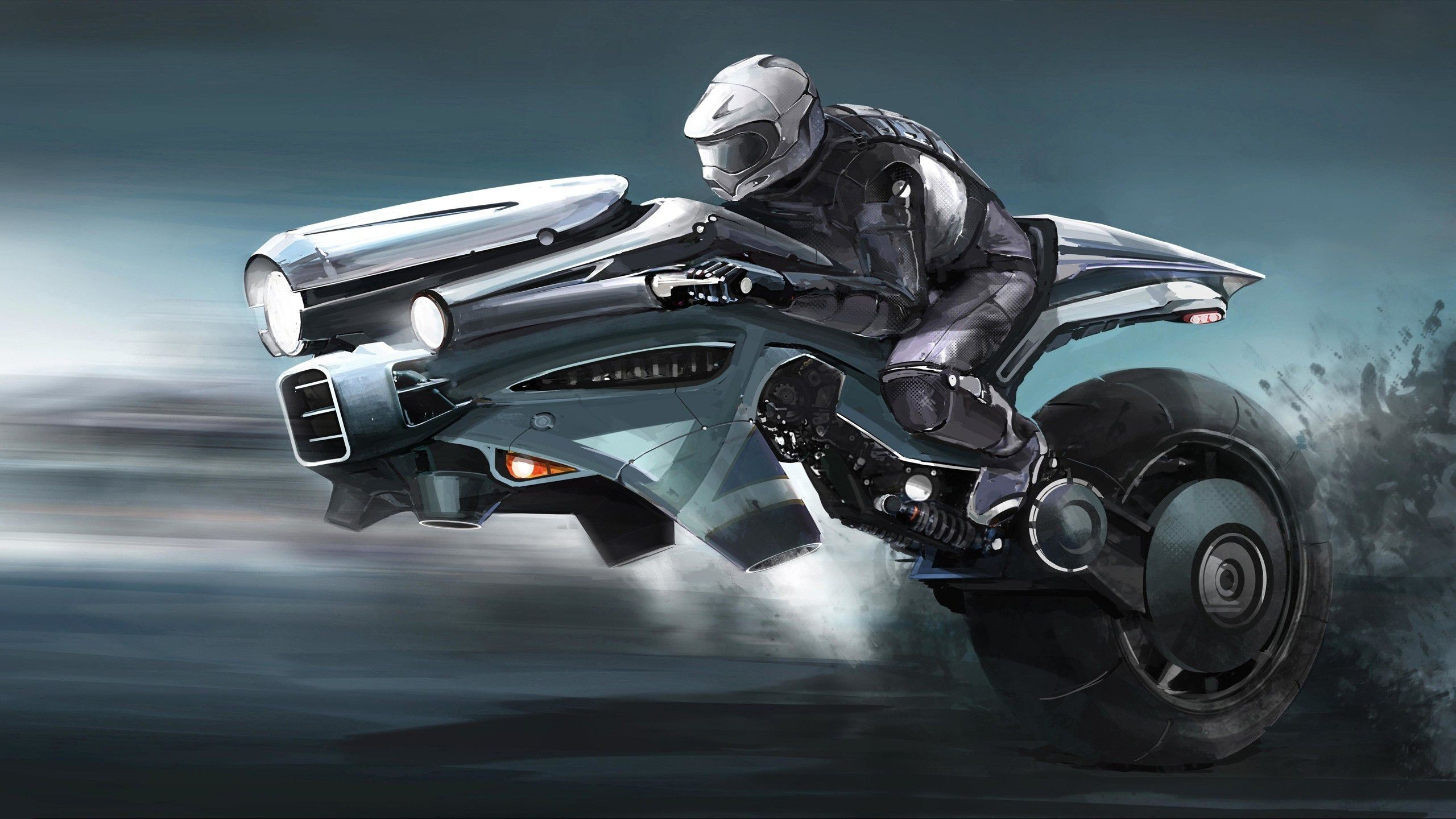 Sci Fi Motorcycle Wallpapers   Top Sci Fi Motorcycle 2560x1440