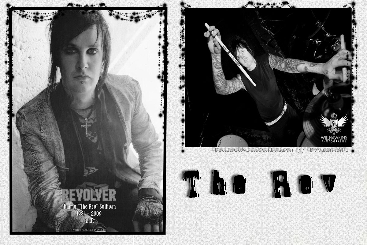 The Rev Wallpaper   Viewing Gallery 1200x800