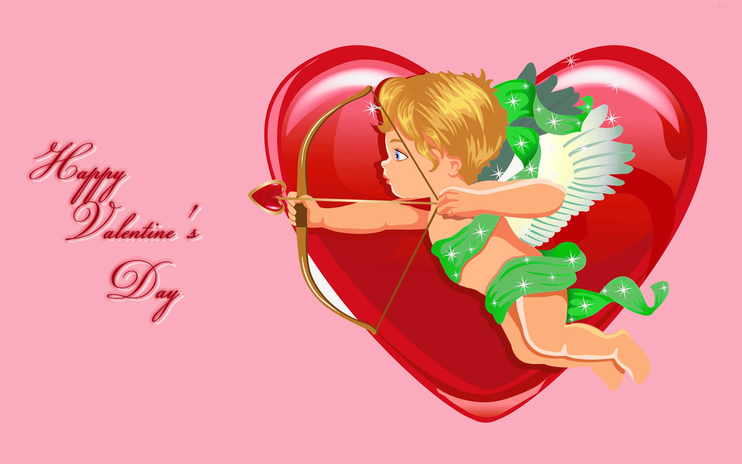 Хорошего дня, день святого валентина видео картинки