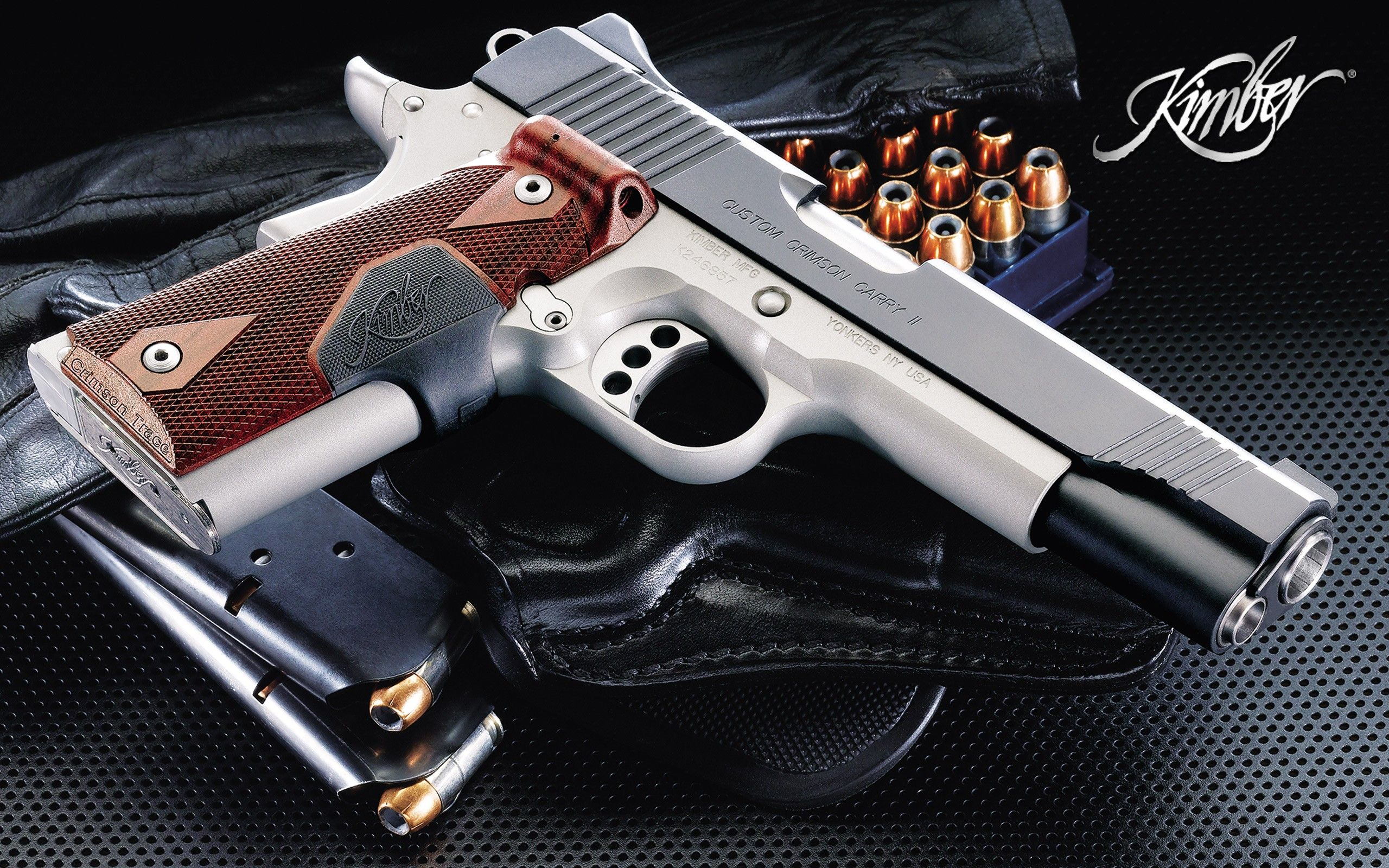 pistols guns weapons M1911 Equipment kimber ARMY FORCE 2560x1600 2560x1600