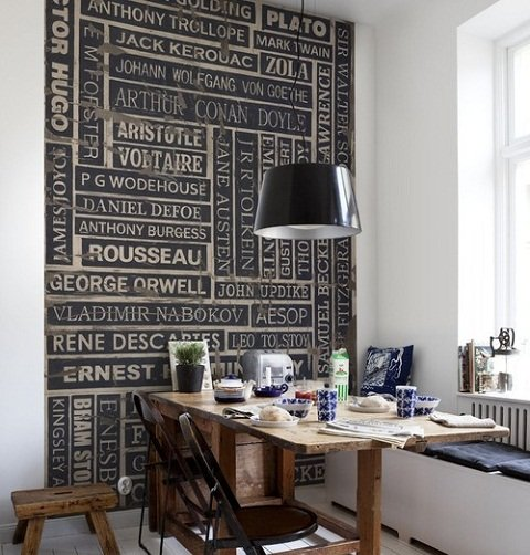 Groovy Wallpaper For Home Office Wallpapersafari Largest Home Design Picture Inspirations Pitcheantrous
