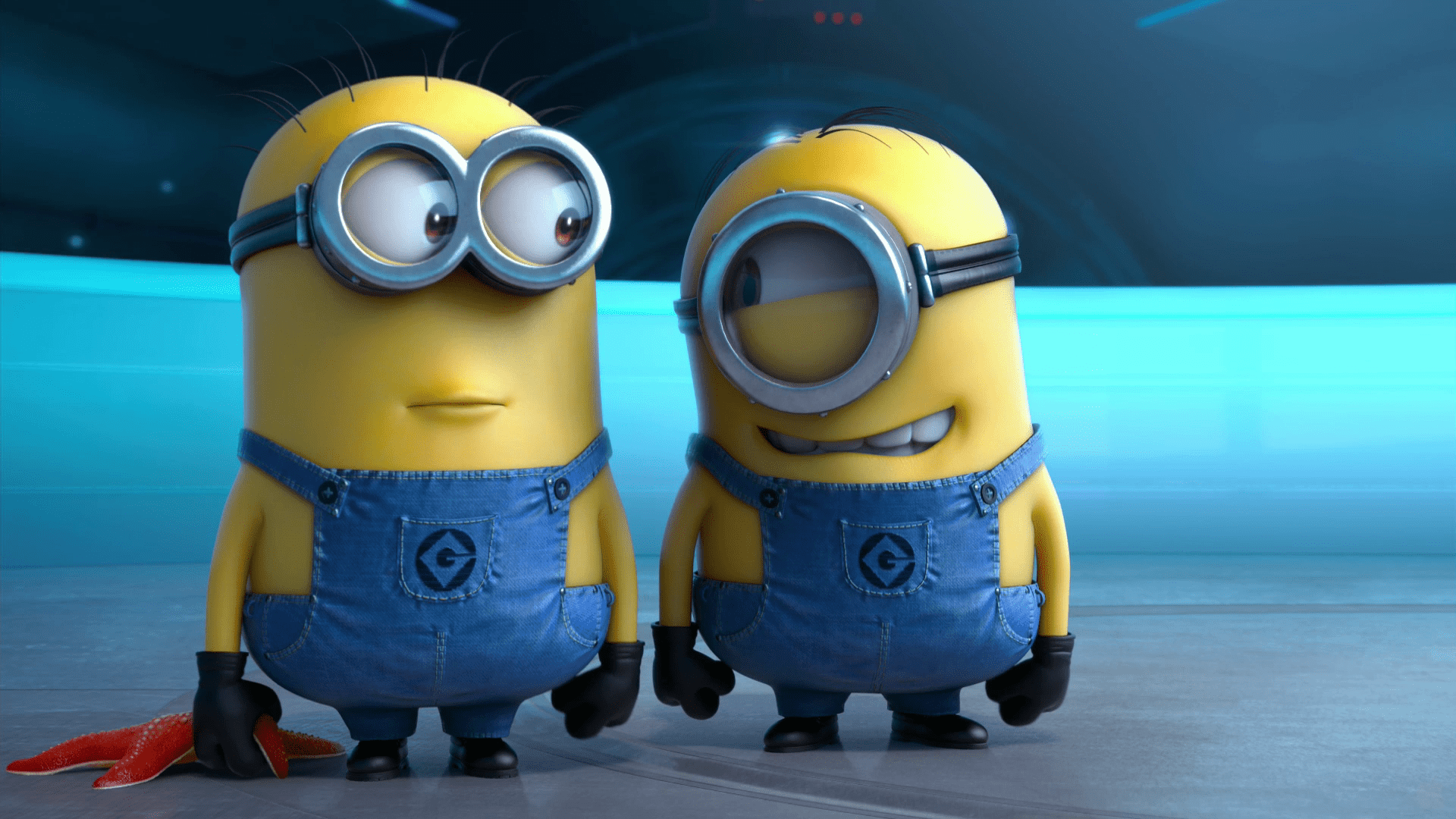 69 ] Despicable Me Minions Background on WallpaperSafari