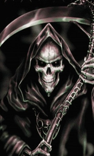 Grim Reaper Wallpaper Iphone Download this gothic grim 307x512