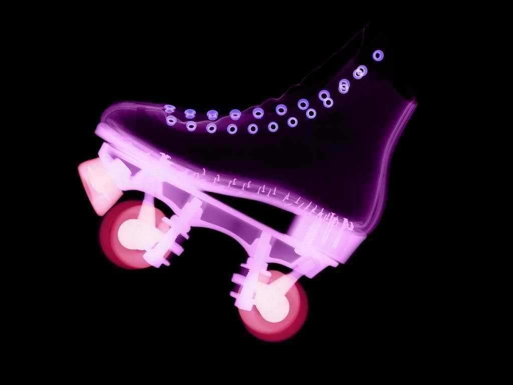 roller skate   Roller Skating Wallpaper 21995270 1024x768