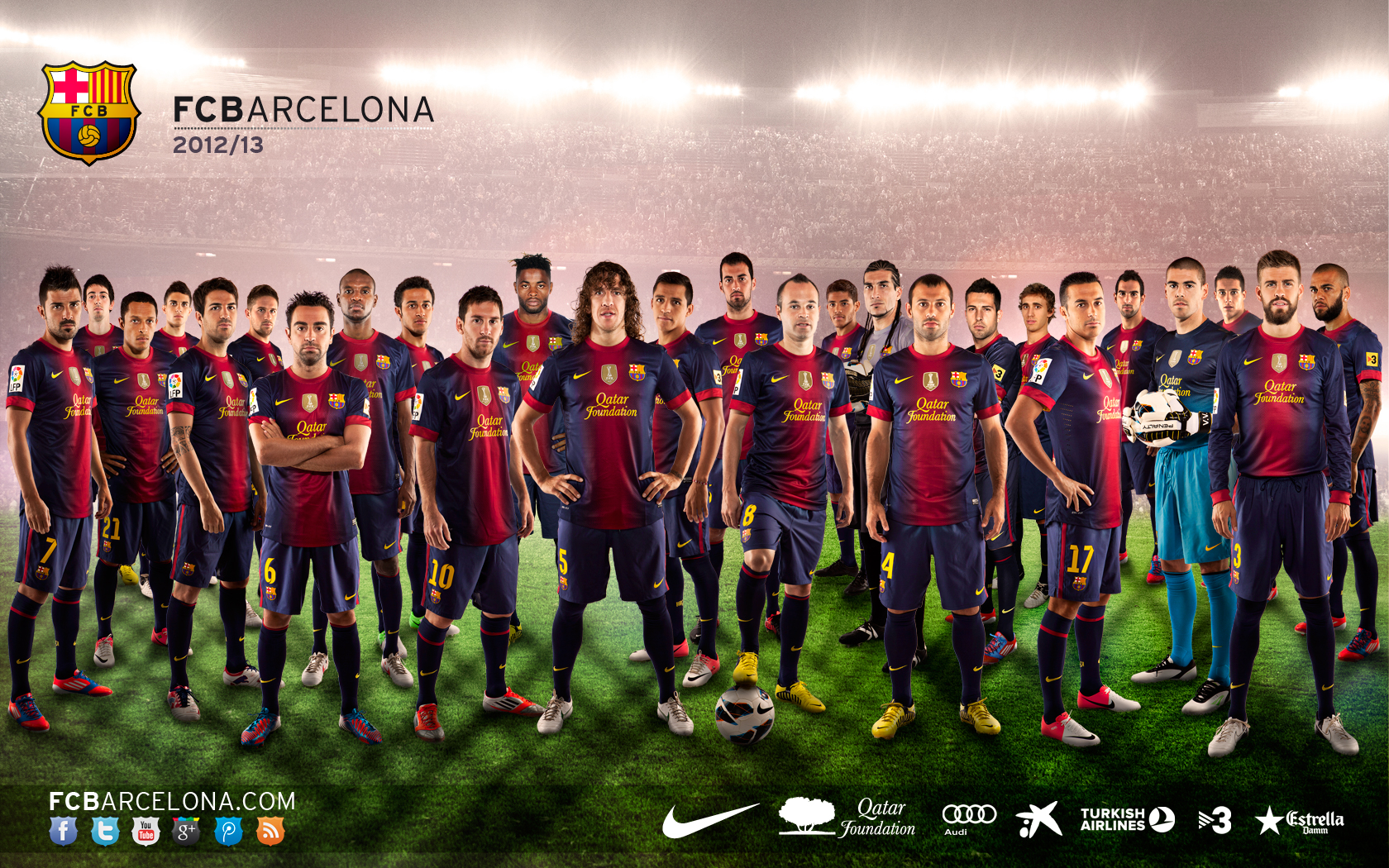 Bara   FC Barcelona Wallpaper 33754995 fanclubs 1680x1050